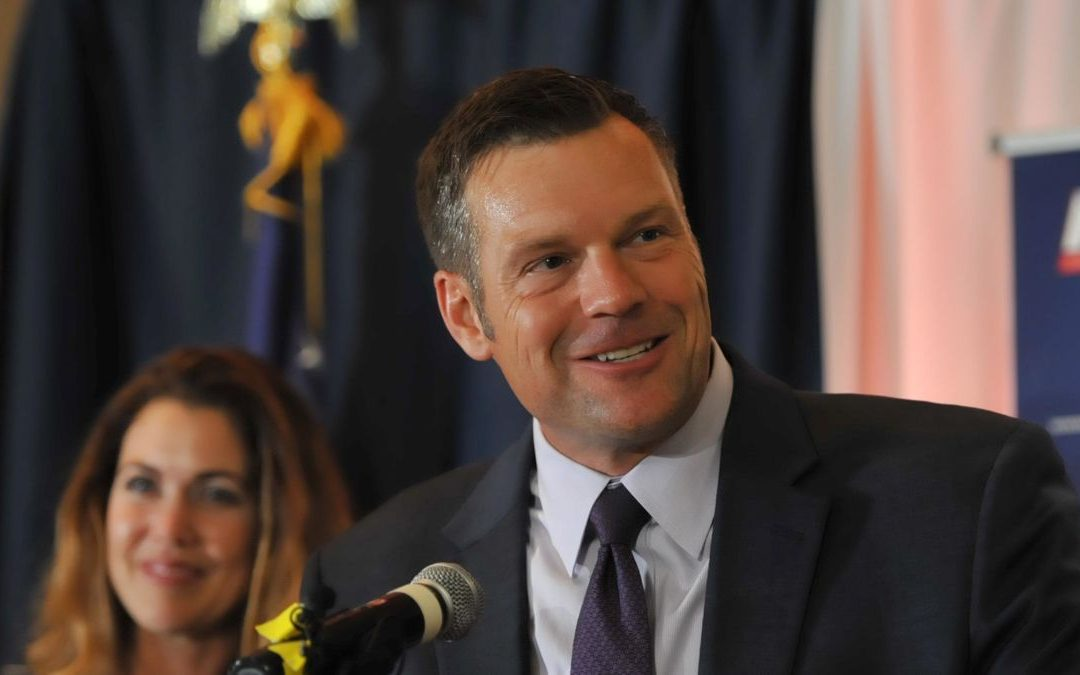 Republicans for National Renewal Endorses Kris Kobach for U.S. Senate