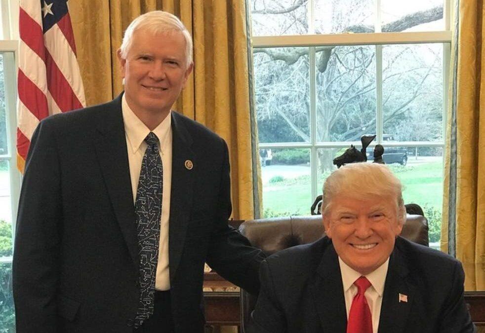 Republicans for National Renewal Endorses Mo Brooks for U.S. Senate